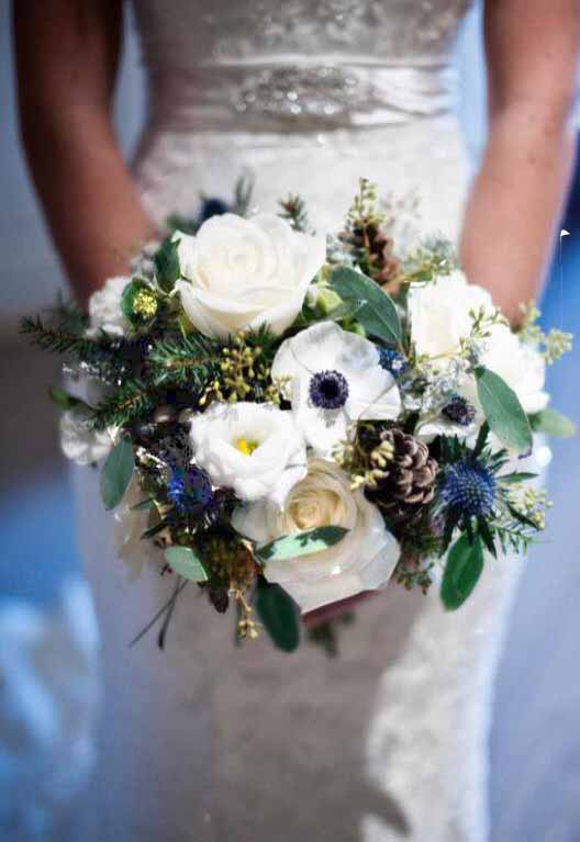 wedding flowers in leeds