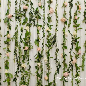 1 wall hanging flowers flower wall garlands