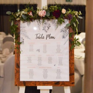 10 wedding flowers leeds table plan