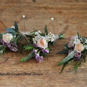 buttonholes rustic