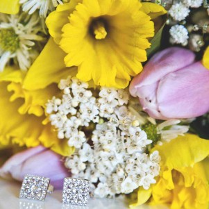 daffodil tulip wedding flowers leeds, wedding flowers yorkshire, wedding flowers harrogate