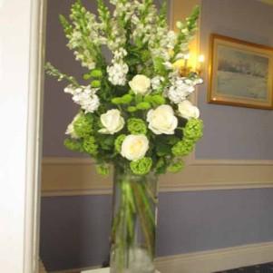 green cream wedding flowers leeds, wedding flowers yorkshire, wedding flowers harrogate
