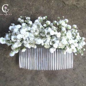 gypsophila hair slide hair