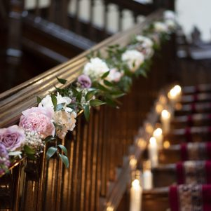 wedding florist leeds