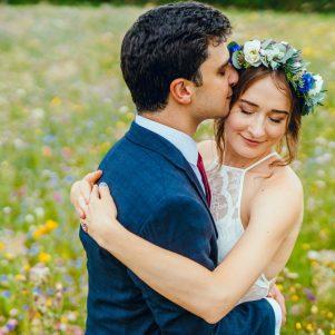 wedding flower package yorkshire